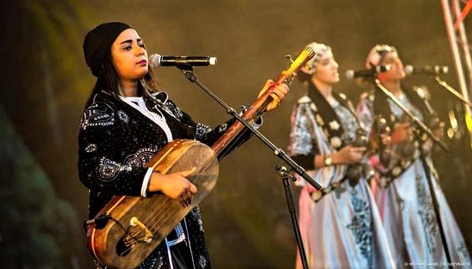 Colleges over muziek uit Marokko